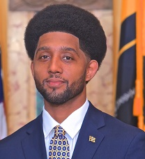 Brandon M. Scott, Mayor